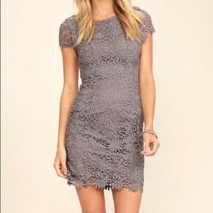 Lulus Backless Dress